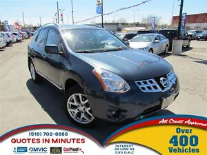 2012 Nissan Rogue SL | NAV | AWD | SUNROOF | LEATHER | BACKUP CA