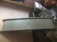 New dog car ramp for sale helps dogs in and out of cars bargain £40 Ono folds for storage