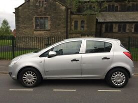 Vauxhall Corsa Hatchback D 1.2 i 16v Life 5dr Very low mileage! Very cheap! Quick sale!