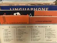 Linguaphone Französichkurs Schellackplatten 78 rpm Nordrhein-Westfalen - Niederkrüchten Vorschau