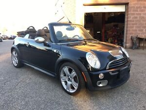 2005 MINI Cooper Convertible S - NO ACCIDENT - SAFETY & E-TESTED