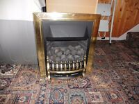 Baxi Classic Live Fuel effect Gas Fire,have installation & servicing instructions & users manual