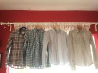 6 Men's shirts
