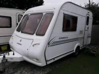 Compass Omega 2 berth caravan