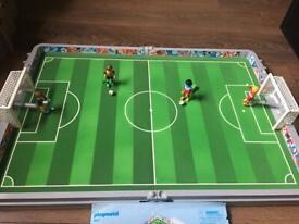 Playmobil take along football