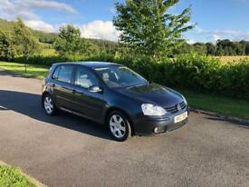 2008 Volkswagen Golf 1.9 Tdi Match Automatic Full Service History with Only 80000 Miles
