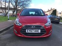 Hyundai ix20 1.6 Automatic SatNav Panoramic Roof Only 1300 Mileage Part Ex welcome