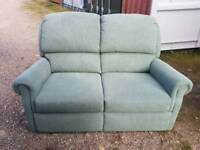 Clean 2 seater sofa FREE DELIVERLY