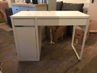 IKEA desk - white