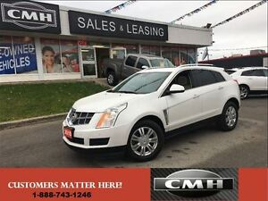 2010 Cadillac SRX LUXURY AWD BOSE *CERTIFIED*