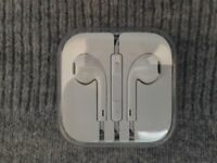 New Apple Aux Earphones (Deliver+Post|Came With iPhone) ||