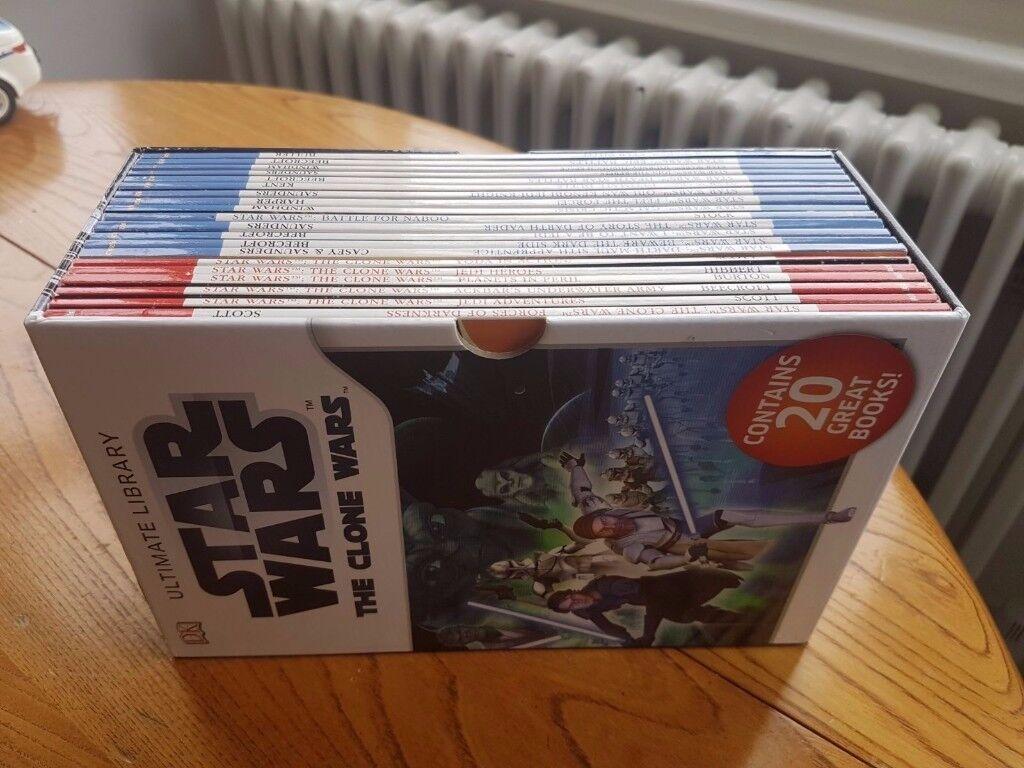 Star Wars book's.