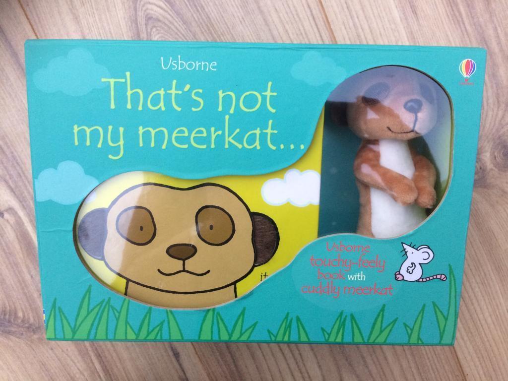 That's not my meerkat box set