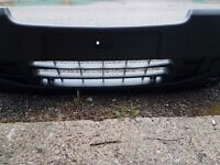 FOR SALE FRONT BUMPER TRAFIC 07- &