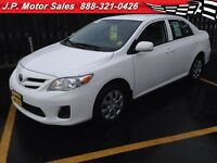 2013 Toyota Corolla CE, Automatic,