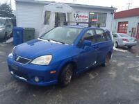 2005 Suzuki Aerio SX 1000$ TAX ET TRANSIT INCLUS 514-692-0093