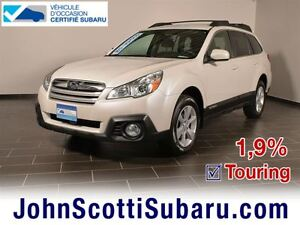 2014 Subaru Outback 1.9% Extended Warranty