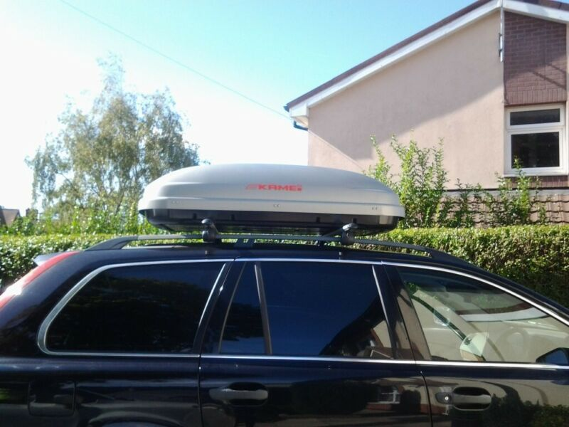 Kamei Grizzly M Roof Box for sale  Pontefract, West Yorkshire