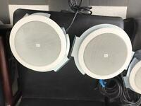 Jbl sealing speakers