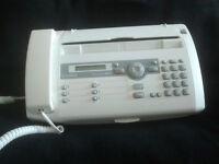Sagem phone fax