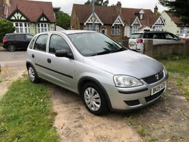 2005 Vauxhall corsa Automatic 38,000 miles only