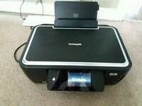 Lexmark S605 wireless printer