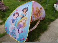Disney Princess Bed Tent to fit standard single £10