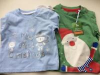 Baby boy Christmas tshirts