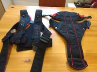 Baby Bjorn Carrier - Black and Red