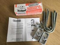 Ford Leaf Spring Suspension Lowering kit