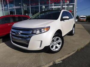 2013 Ford Edge SEL AWD TOIT PANORAMIQUE, GPS, CUIR