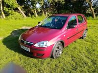 Vauxhall corsa 1.3 Cdti 2006 road tax £30 127 miles Very economical
