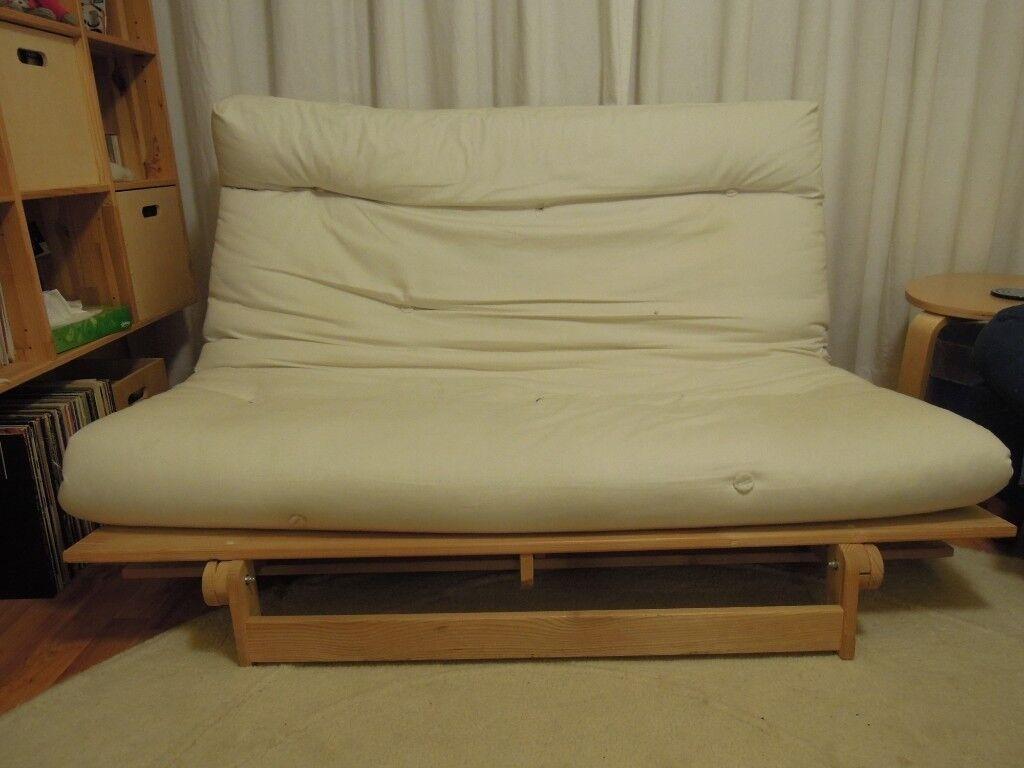 Futon Sofa Bed Ikea Futon Grankulla In Wembley London Gumtree