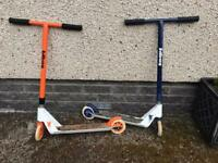 Stunt Scooters **Only Blue Left **