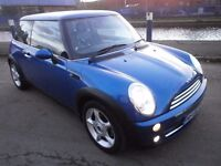 2006 MINI HATCH 1.6 3DOOR HATCHBACK, FULL SERVICE HISTORY, VERY CLEAN, DRIVES LIKE NEW, HPI CLEAR