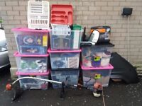 JOB LOT OF CARBOOT ITEMS