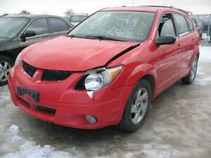 2004 Pontiac Vibe just in for parts @ PICnSAVE Woodstock ws4519