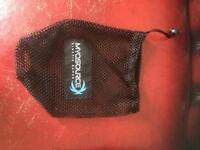Myosource kinetic bands + Dunlop RetroSports Gym Bag