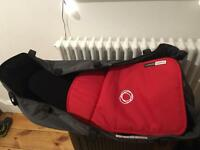 Bugaboo carrycot with wooden base