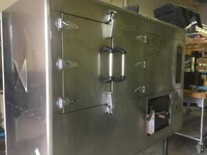 Southern Pride Commercial Smoker BBR 79-1 and XLR600 5L
