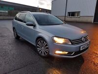 2012 Vw Passat, Blue Motion!! Sat NAV!!FSH, 12 Months MOT .. Like new