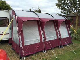 Royal Wessex 390 Caravn awning Very good condition (not kampa 390)