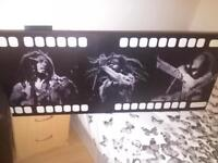 big picture of bob marley for sale. in very good Condition