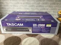 Tascam US2000 USB audio interface