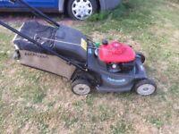 Honda lawnmower hrx537
