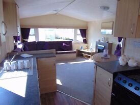 Bargain DG/CH Caravan With Direct Beach Access !!