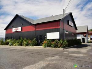 599 000$ - Immeuble commercial à vendre à St-Jean-Chrysostome
