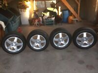 AMG Mercedes ML 19 Inch Alloy Wheels & Tyres