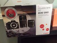 Canon 1200D starter kit
