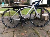 Raleigh Revenio 2 road bike